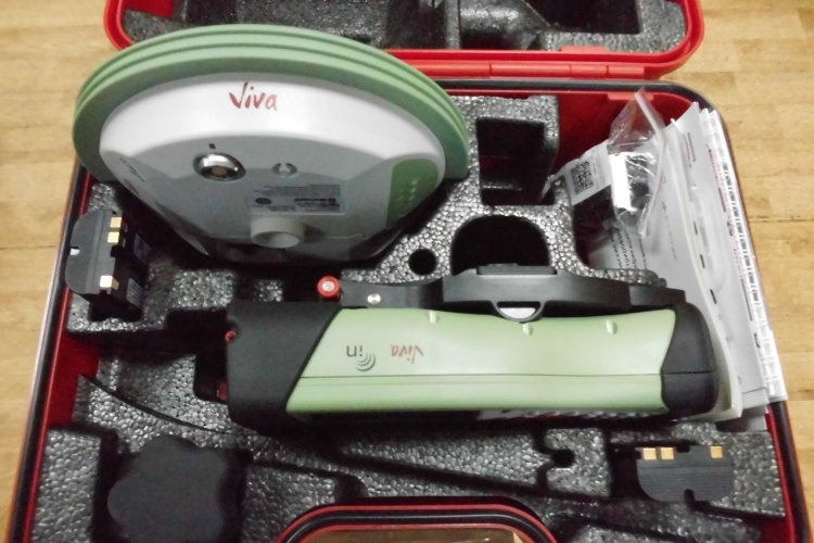 Комплект GNSS Leica GS14 Base + GS08 plus Rover Radio/GSM