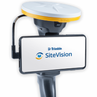 Trimble SiteVision система дополненной реальности