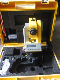 "Тахеометр Trimble (Zeiss) 3303 DR X-treme 3"", до -35С Бу 2004г"